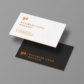 BUSINESS CARDS-Special Triple Color Layer