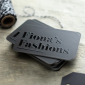 BUSINESS CARDS-STANDARD (FINISHING-UV with Embossing)