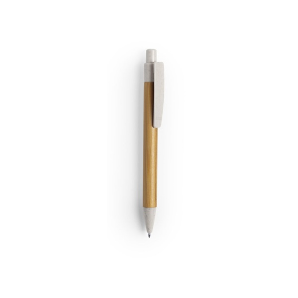 Eco-neutral Bamboo Wheat Straw Pen
